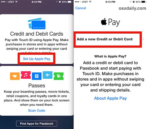 How Do I Add Apple Gift Card To Wallet - set up apple pay on iphone