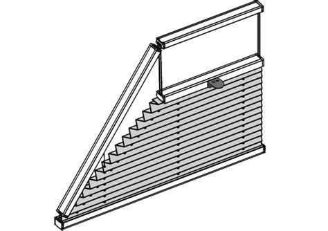 Dreiecksfenster Sichtschutz by Plissee Sonderformen F 252 R Runde Und Vieleckige Fenster