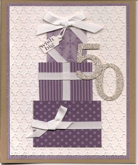 In 50th Birthday Card 50th Birthday Card For My Sis Cards Happy Birthdays