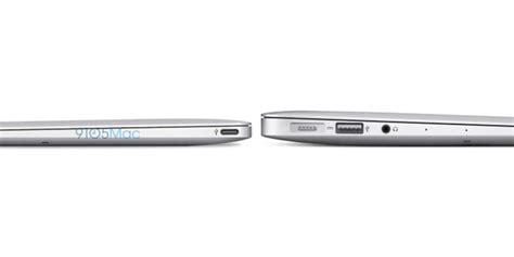 Perbandingan Macbook Air macbook air terbaru usung konektor multifungsi kompas