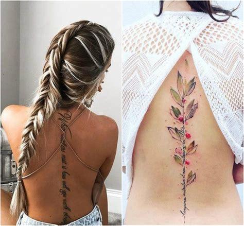 Imagenes Tatuajes Mujeres Espalda | tatuajes en la espalda que las mujeres amar 225 n tatuaje en
