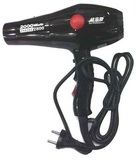 Chaoba Hair Dryer Ebay chaoba chaoba 2000 watt hair dryer black available at
