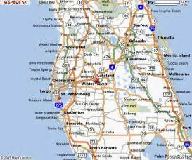 central florida cities map central florida real estate appraisals by expert appraiser