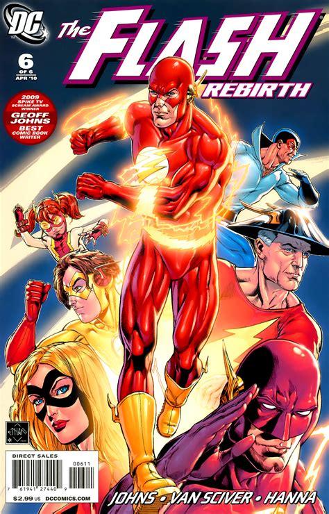 the flash vol 2 speed of darkness rebirth flash rebirth vol 1 6 dc comics database