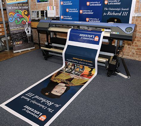 business plan large format printing wide format printing university of leicester