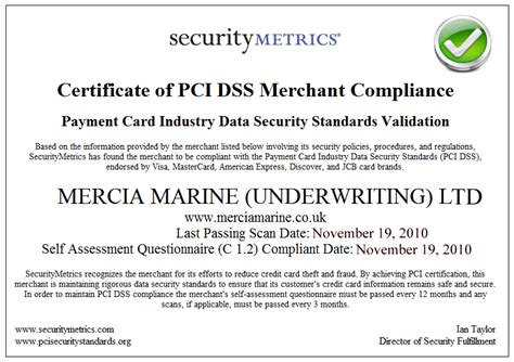 boat insurance questionnaire data security compliance