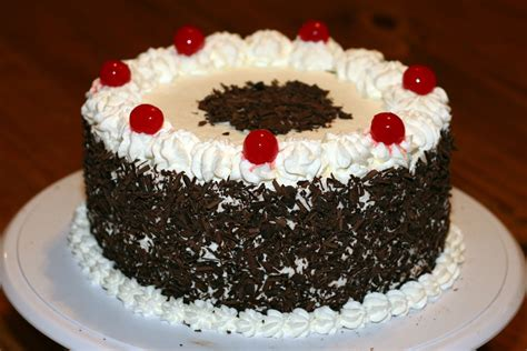 black forest cake cakes by nicola black forest cake