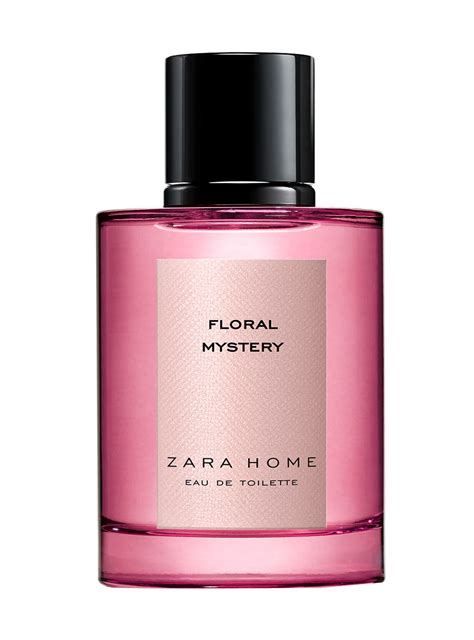 News Perfume by Floral Mystery Zara Home Perfume A New Fragrance For
