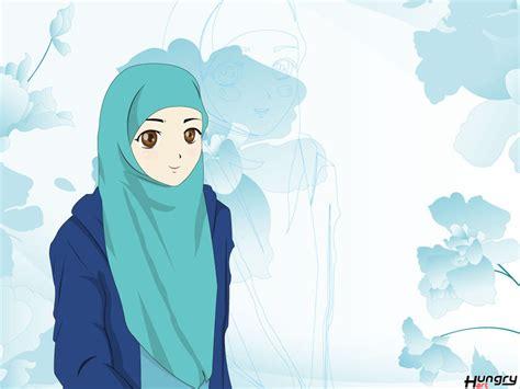 Jilbab Syar I 3 Lapis Akhwat Jilbab Biru By Andry Wasabi On Deviantart
