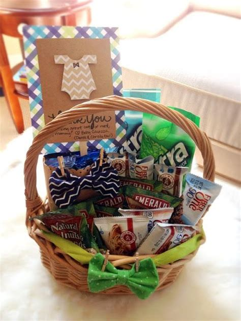 Earth Baby Pregnancy Gift Bag by Thank You Basket Justice Samuel