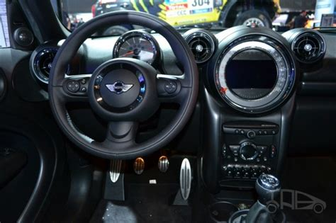 mini countryman interni nuove mini 2015 foto 4 40 allaguida