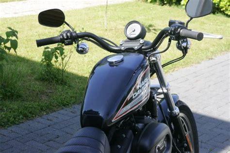 Motorrad Definition Leergewicht by Harley Davidson Xl 883r Motortrekking