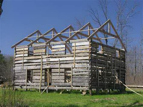 Reclaimed Log Cabins For Sale by Antique Builds Fashioned Log Home Sentimental Appeal