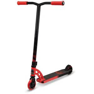 Scooter by Madd Gear Mgp Vx6 Pro Scooter Red Black Vx6 Pro