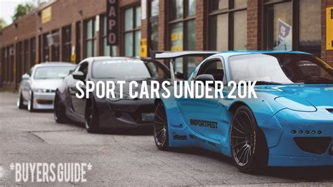 Best Coupes 20k by Top 5 Sport Cars 20k