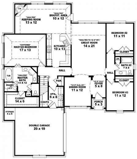 3bedroom 2bath house plans 3bedroom 2bath house plans house floor plans