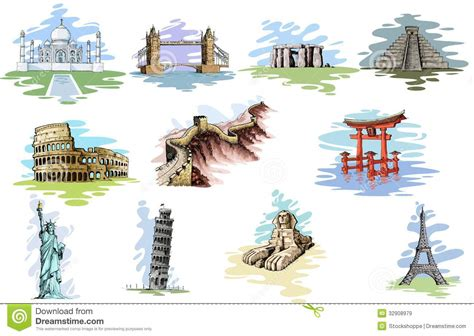 noted of the world on sts a collection of sts issued by 95 countries in the world books world monument royalty free stock images image