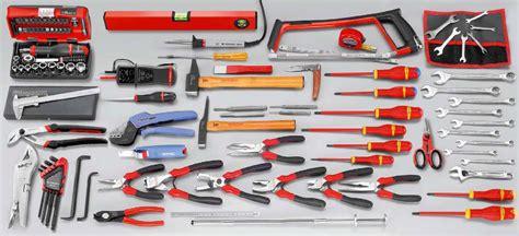 Electrician's Metric Tool Set 115pc (non Insulated)(CM.E18)