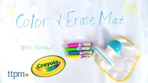 crayola mat color and erase mat from crayola
