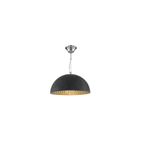 Searchlight 8149go Dome Black And Gold Ceiling Pendant Black And Gold Ceiling Light