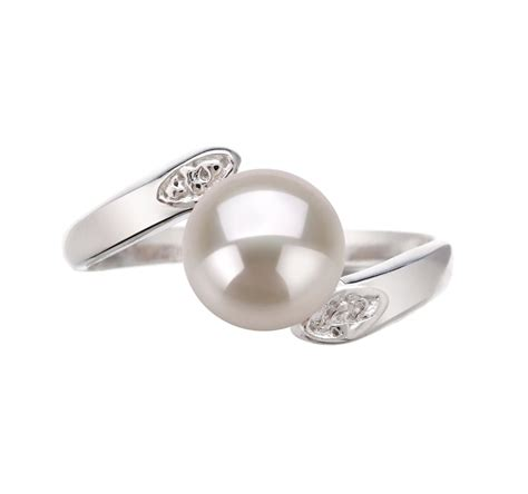 pearl ring real pearl rings for sale buy at pearlsonly uk