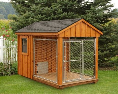 shed dog house combo 1000 ideas about insulated dog kennels on pinterest build a dog house insulated