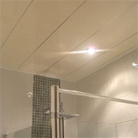 Bathroom Ceilings Ideas by Lambris Pvc Plafond Mod 232 Les Et Installation