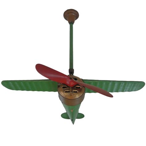 Aviation Ceiling Fans by Lindy Airplane Ceiling Fan At 1stdibs