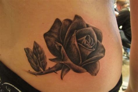 gray rose tattoo unfiltered