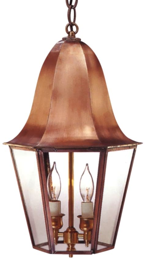 copper lantern pendant light waylon electirc copper lantern hanging pendant light