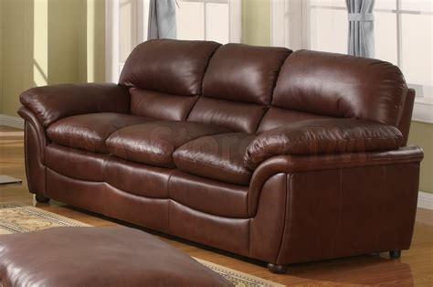 leather brown sofa barcaccia brown leather power reclining sofa reclining