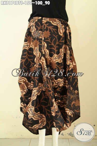 Batik Aladin model rok batik aladin yang kekinian bawahan batik untuk