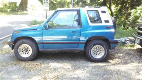 automobile air conditioning repair 1989 suzuki sidekick parking system purchase used 1998 chevy tracker sidekick 4 door 1 6l sas lift toyota axles 33 quot tires geared in