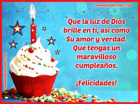 imagenes de cumpleaños con mensajes cristianos feliz cumple cristiano