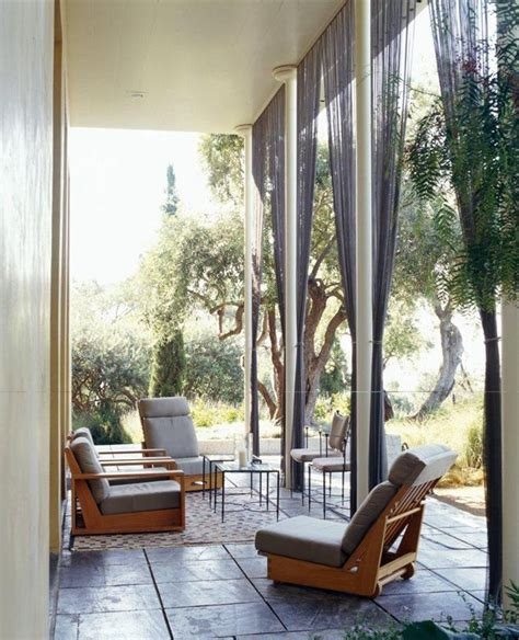 Mesh Outdoor Curtains 71 Best Interior Design Images On Pinterest Metal Trellis For The Home And Ideas