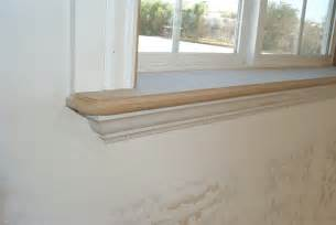 How To Make A Window Sill Exterior Window Molding Studio Design Gallery Best