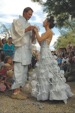 white trash wedding dresses fahrney photos marfahr s