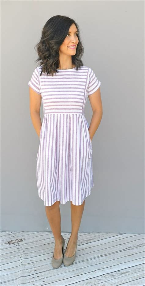 dress anak casual striped 70 fabulous casual black white striped midi dress