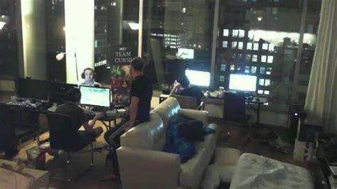 elementz  saintv curse gaming house apartment cam