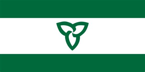 File:Flag of Ontario (Green Ensign).svg - Wikimedia Commons