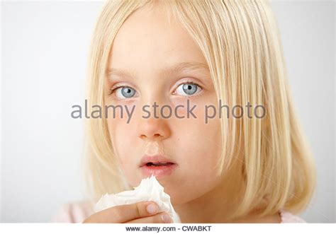 with runny nose wiping nose stock photos wiping nose stock images alamy