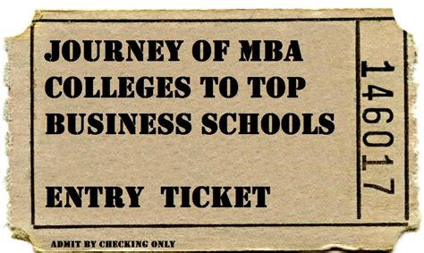 Great Mba Schools by Top Business Schools Ranking Parameter Of Mba Colleges To