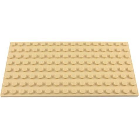 lego plate 8 x 16 92438 brick owl lego marketplace