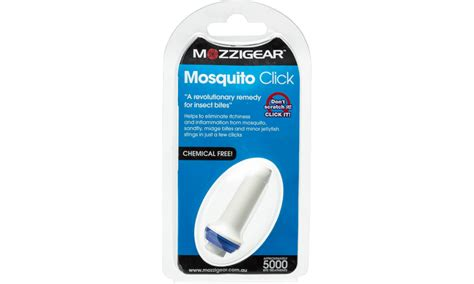mozzie gear mosquito click stops itches stings buy