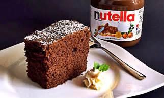nutella kuchen einfach backen mit nutella kuchen rezept aus meiner kindheit
