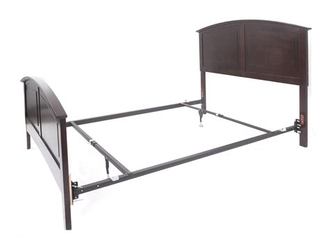 metal headboards and footboards queen size bed rails for headboard and footboard home