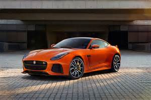 Jaguar F Type 2017 Jaguar F Type Svr Look Review 2016 Geneva