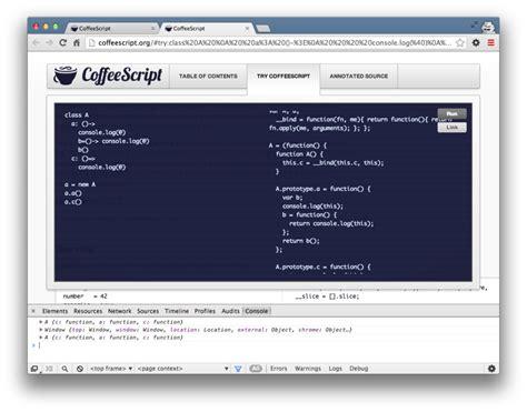 node js coffeescript tutorial fat arrows with classes in coffeescript webapplog