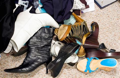 what does messy boots mean messy closet here s an easy hack to help organize your