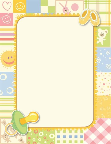 baby letterhead paper baby s quilt design paper printable geographics stationery